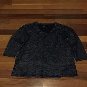 EUC LOFT Women's Vintage Soft 3/4 Sleeve T-Shirt